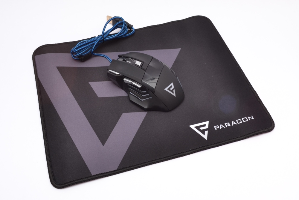 Paracon RUSH Mousepads