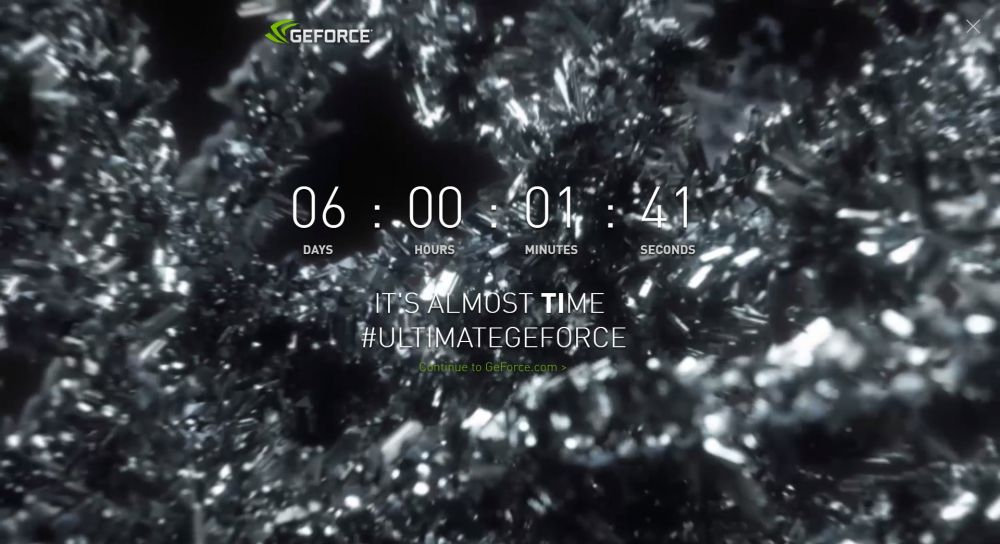 GeForce Countdown