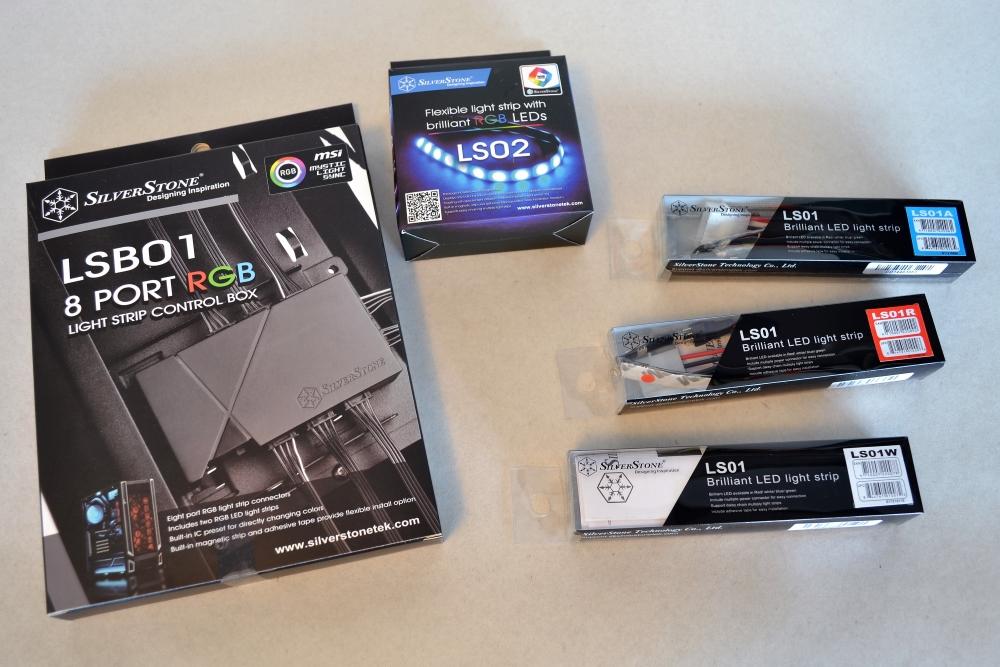 The LED Strips Kit