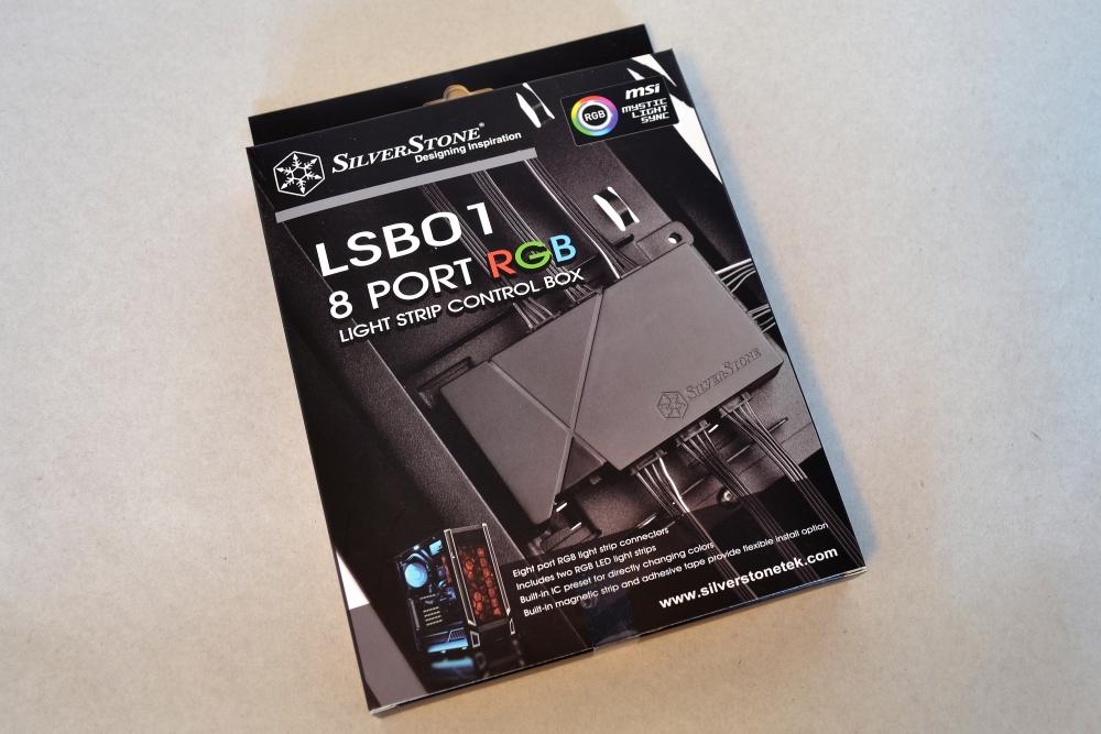 LSB01 Packaging