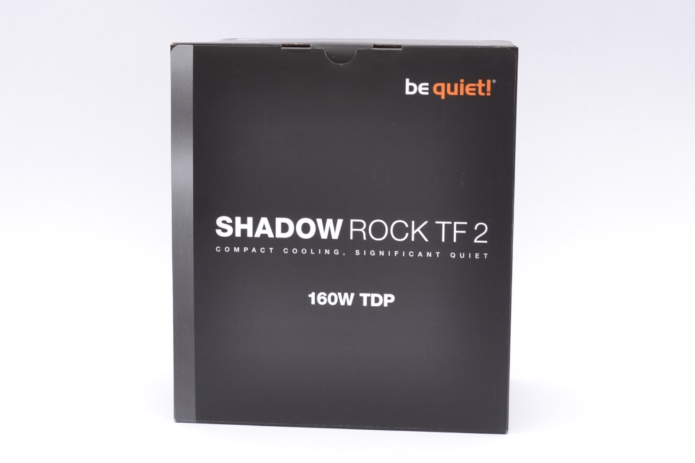 be quiet! Shadow Rock TF2 Packing