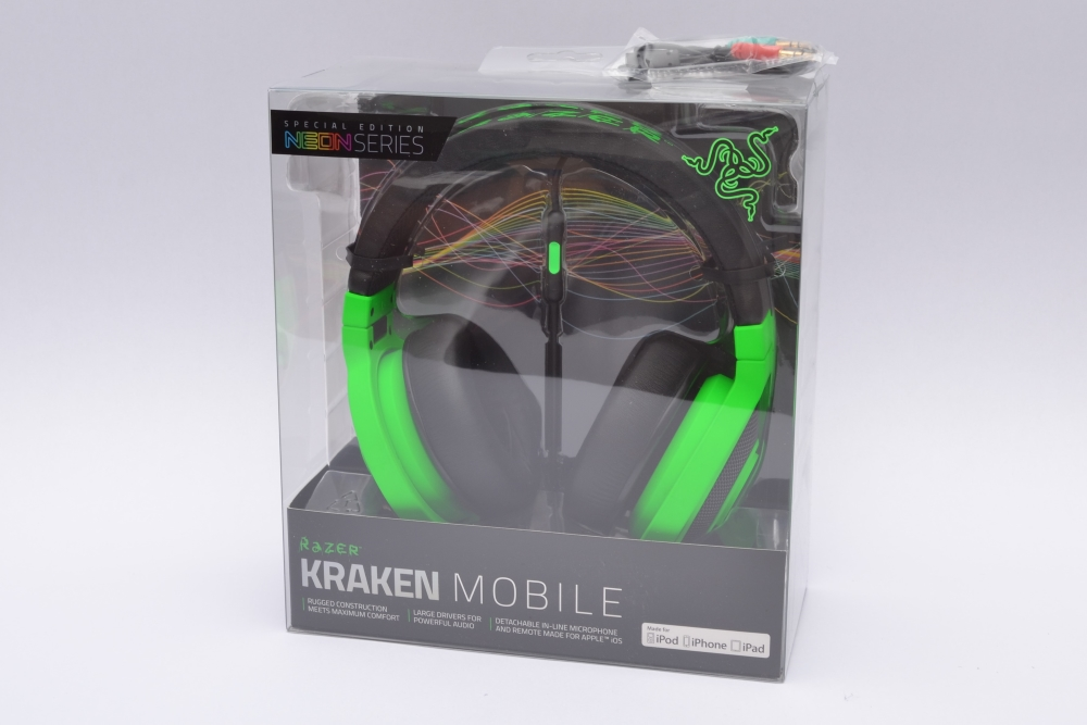 Razer Kraken Mobile Package