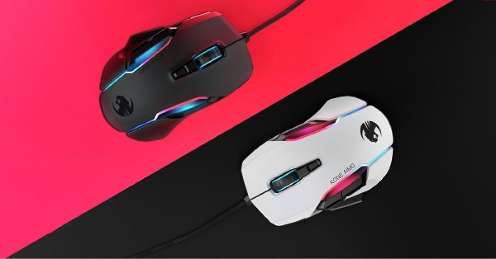Roccat Kone AIMO Remastered Mouse