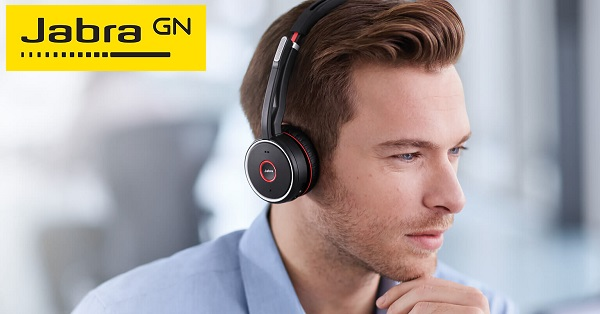 Jabra Evolve 75 Office Headset