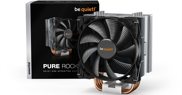 be quiet! Pure Rock 2 CPU Cooler