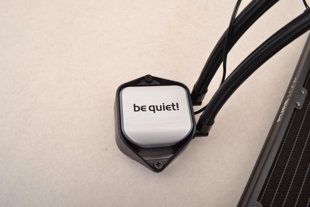 be quiet! - Pure Loop 240 - Pump head