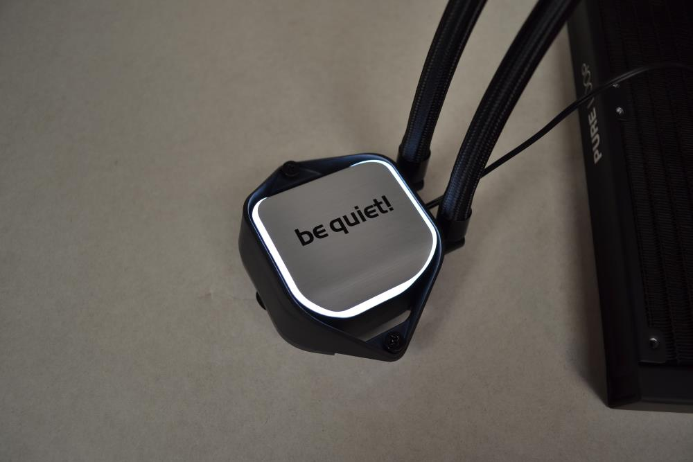 be quiet! - Pure Loop 240 - Light
